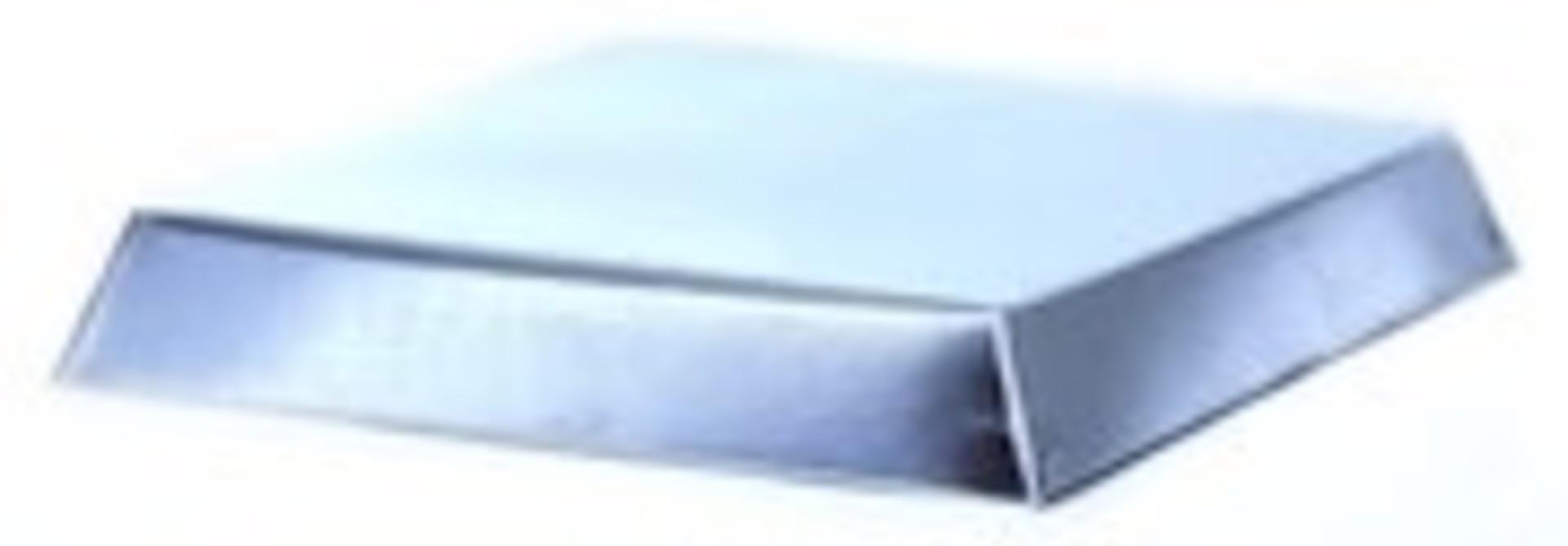 Houten mini plus gegalvaniseerd dak