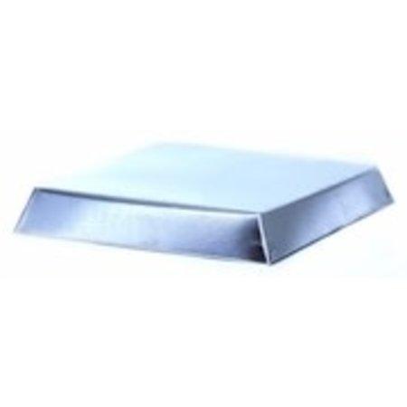 Mini plus en bois toit galvanise