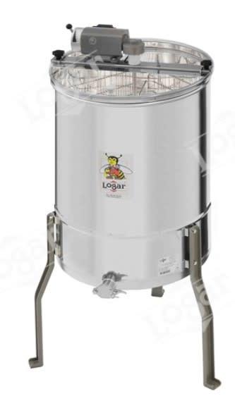 Extracteur de miel 3 frames - electrique-1