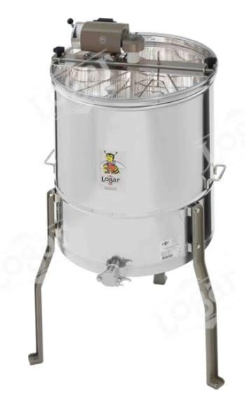 Honingslinger Logar 3/6 ramen - Elektrisch-1
