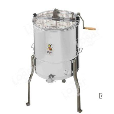Extracteur de miel Logar 4 cadres - manual