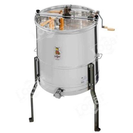Extracteur de miel 4 cadres 63 cm - manual