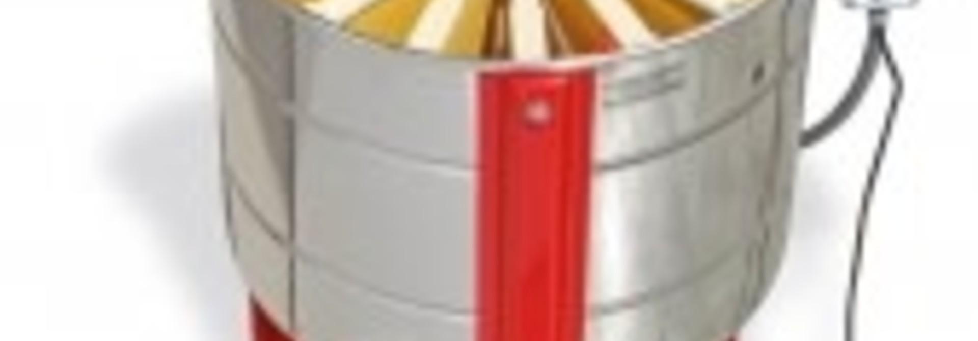 Honingslinger IBIS - elektrisch motor onderaan