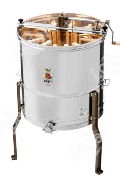 Extracteur de miel 8/12 cadres Logar - manuellement