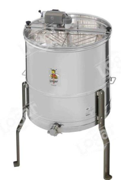 Zelfwentelende honingslinger 4 ramen - Logar