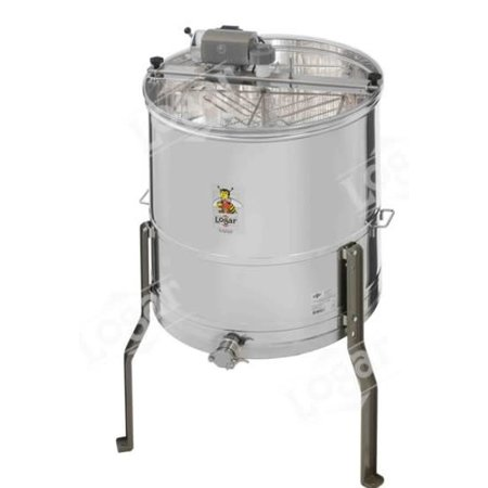 Selfturning honey extractor 4 frames - Logar