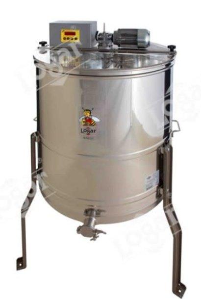 Zelfwentelende honingslinger 4 ramen - Logar automatisch