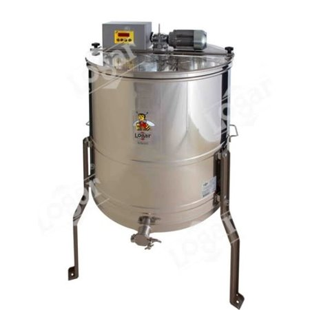 Selfturning honey extractor 4 frames - Logar automatic