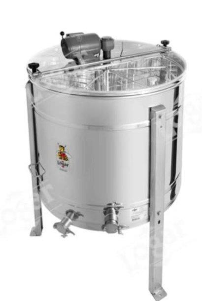 Selfturning honey extractor 6 frames - Logar