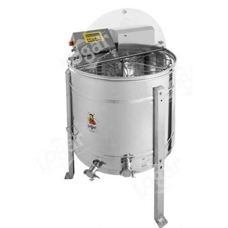 Automatique rotation miel extracteur 6 cadres - Logar automatique