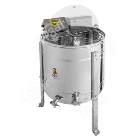 Selfturning honey extractor 6 frames - Logar automatic