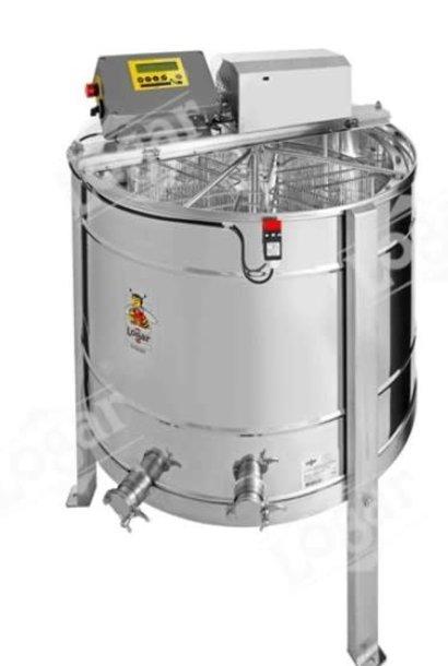 Zelfwentelende honingslinger 8 ramen - Logar automatisch