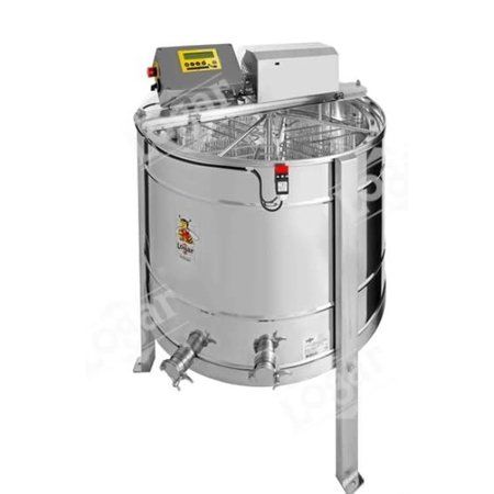Selfturning honey extractor 8 frames - Logar automatic