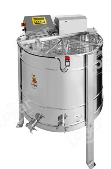 Zelfwentelende honingslinger 8 ramen - Logar automatisch-1