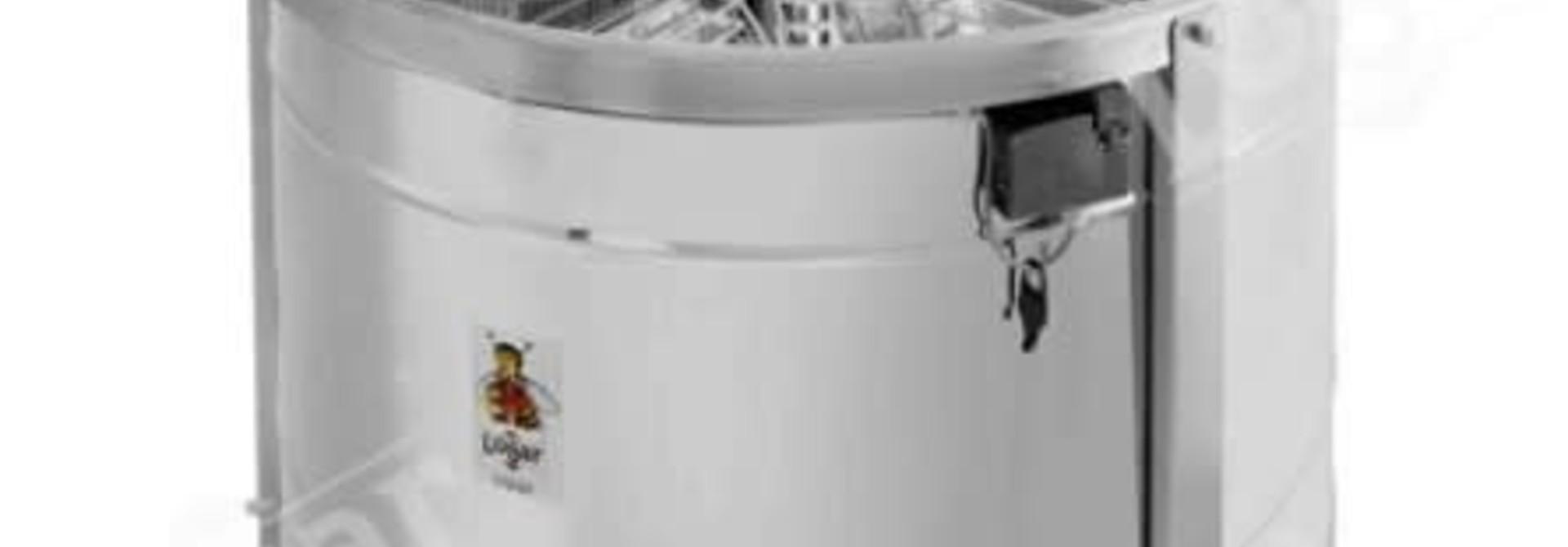 Zelfwentelende honingslinger 16 ramen - Logar automatisch