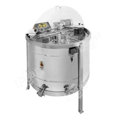 Selfturning honey extractor 16 frames - Logar automatic