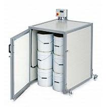 Chambre chaude (Lega) - 300 kg tonneau