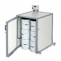 Heating cabine (Lega) - 300 kg drum