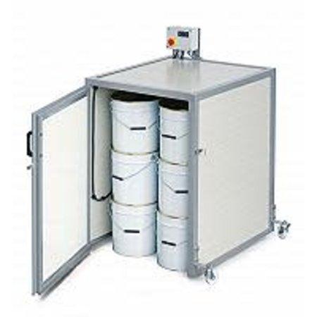 Heating cabine (Lega) - 300 kg drum