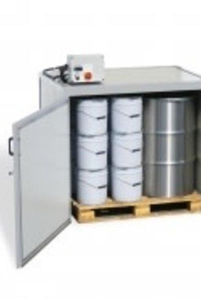 Chambre chaude (Lega) - 2 x 300 kg tonneau - MON536314CHA