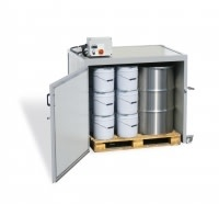 Verwarmingskast (Lega) - 2 x 300 kg vat-1