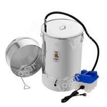 Wax melter 100l with steam generator