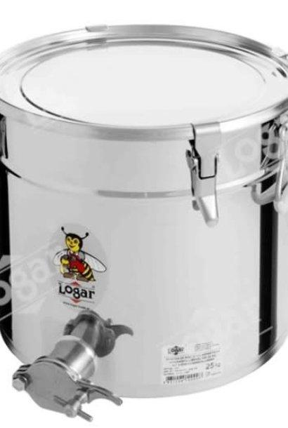 Rijper Logar 25 kg  met hermetische dichting