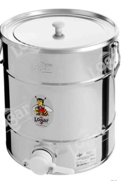 Ripener Logar 35 kg with plastic cutting tap