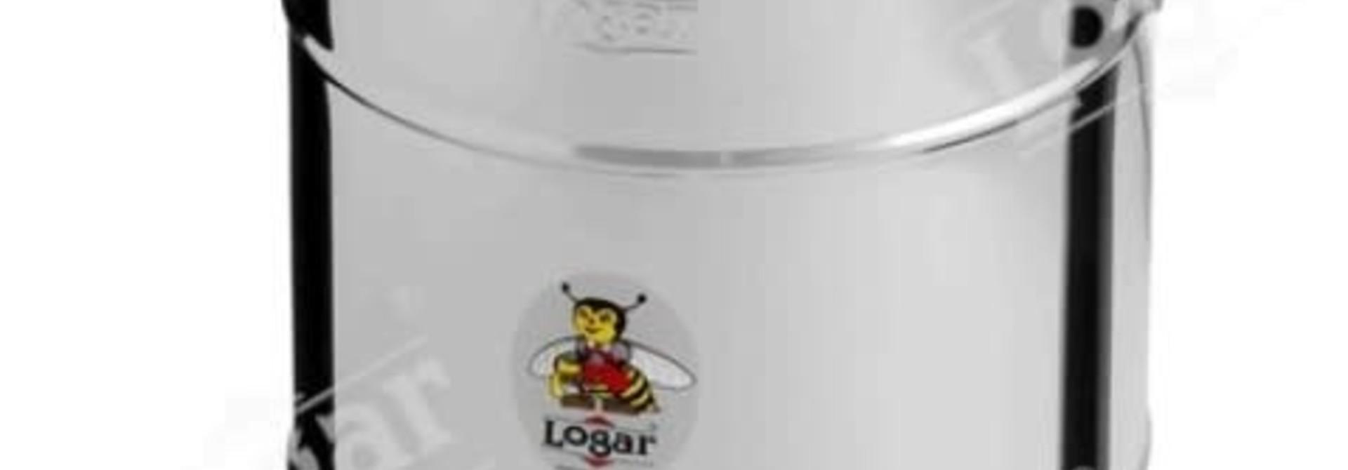 Rijper Logar 50 kg met plastic snijkraan