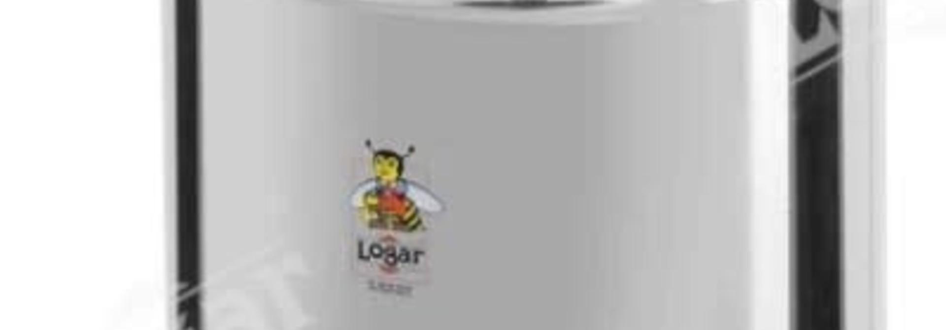 Rijper Logar 750 kg met hermetische dichting