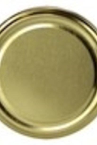 Deksel goud TO 63
