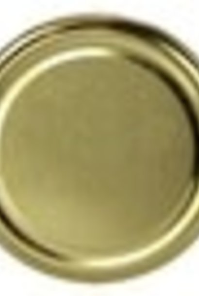 Deksel goud TO 53