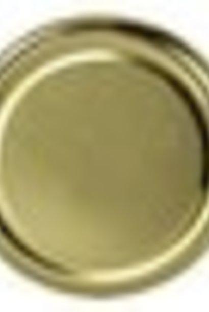 Deksel goud TO 43
