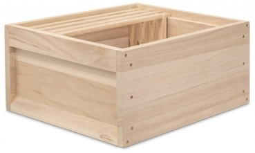 Zander houten broedromp zonder ramen-1