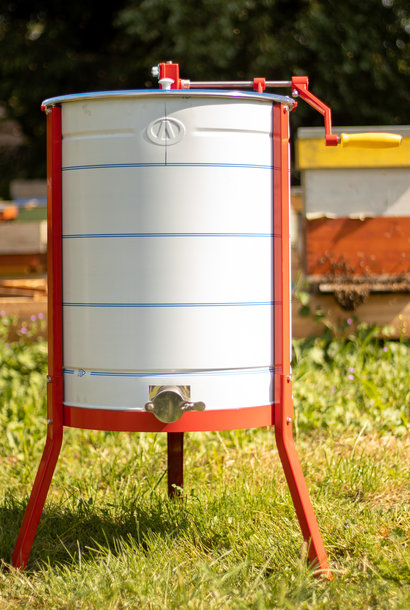 Apini - Extracteur de miel manuelle 3/6 cadres ø500mm