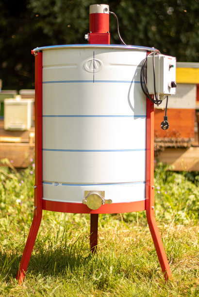 Apini - Electrical honey extractor 3/6 frames ø500mm