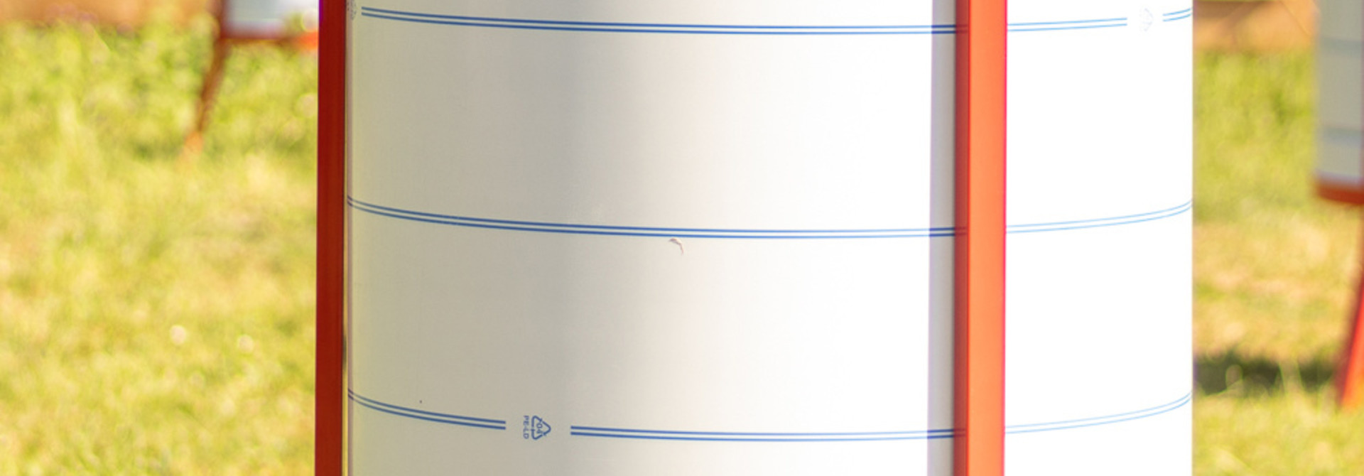 Apini - Elektrische 6 raams honingslinger ø600mm