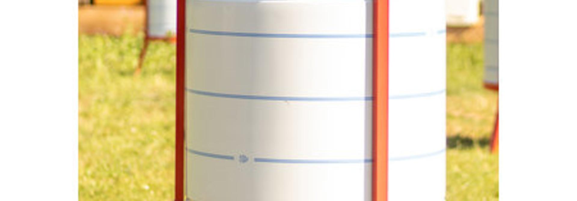 Apini - Elektrische 4/8 raams honingslinger ø600mm