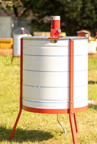 Apini - Electrical honey extractor 4/8 frames ø600mm