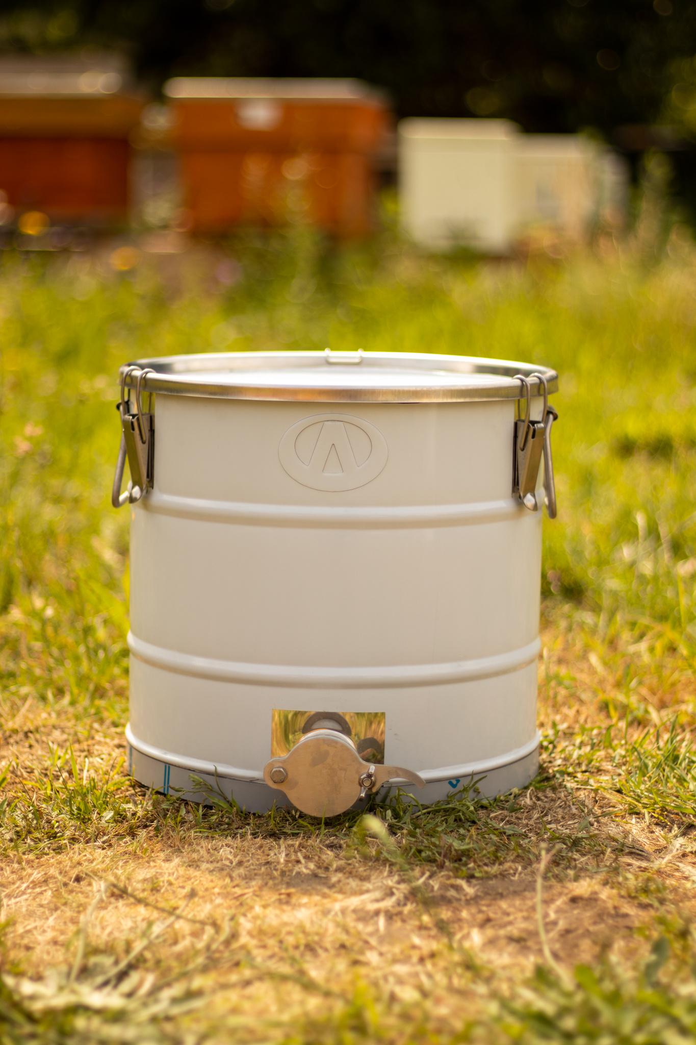 Apini rijper - 30 kg met inox snijkraan en hermetische dichting-1