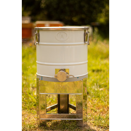 Apini ripener - 30 kg with stainless steel cutting tap and hermetic seal