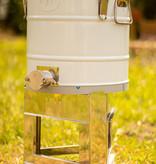 Apini maturateur- 30 kg avec robinet de coupe en acier inoxydable et joint hermétique