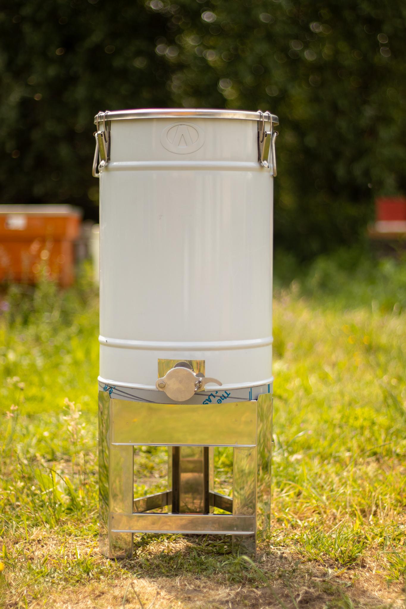 Apini - Inox stand voor rijper 30kg of 50kg-3
