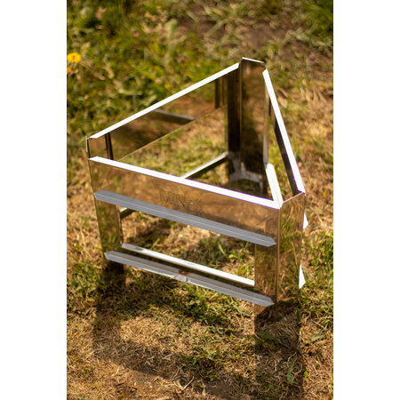 Apini - Stainless steel stand for ripener 30kg