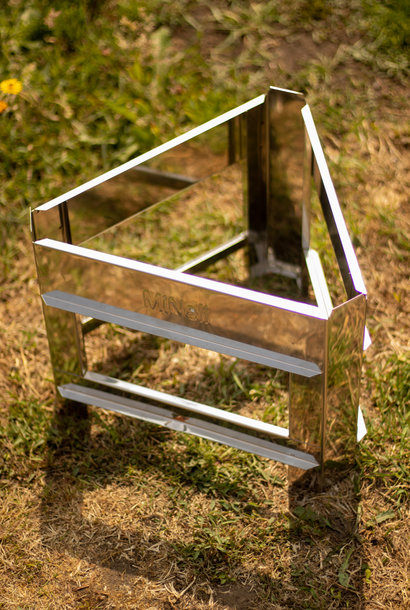 Apini - Stainless steel stand for ripener 50kg or 100kg