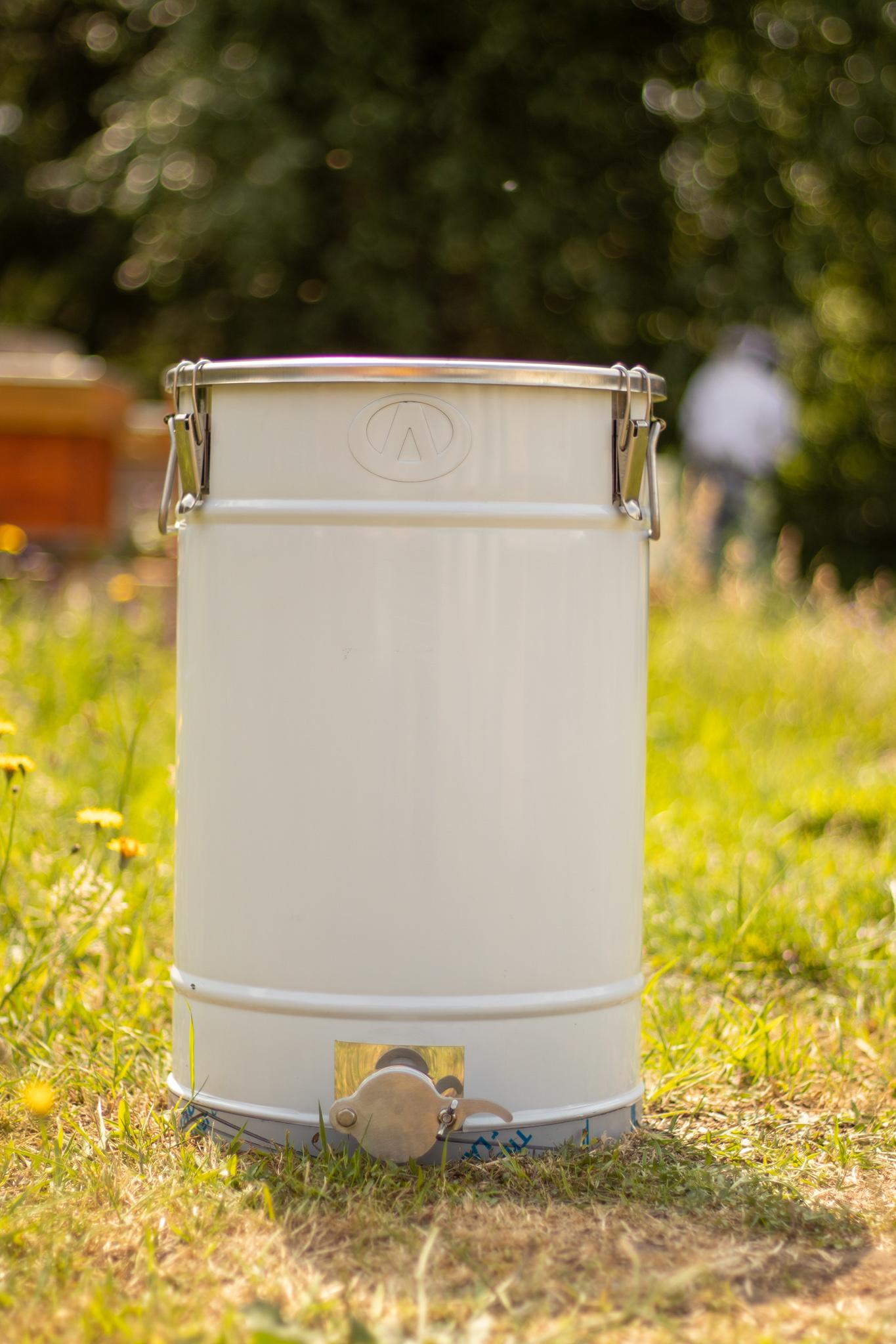 Apini rijper - 50 kg met inox snijkraan en hermetische dichting-1