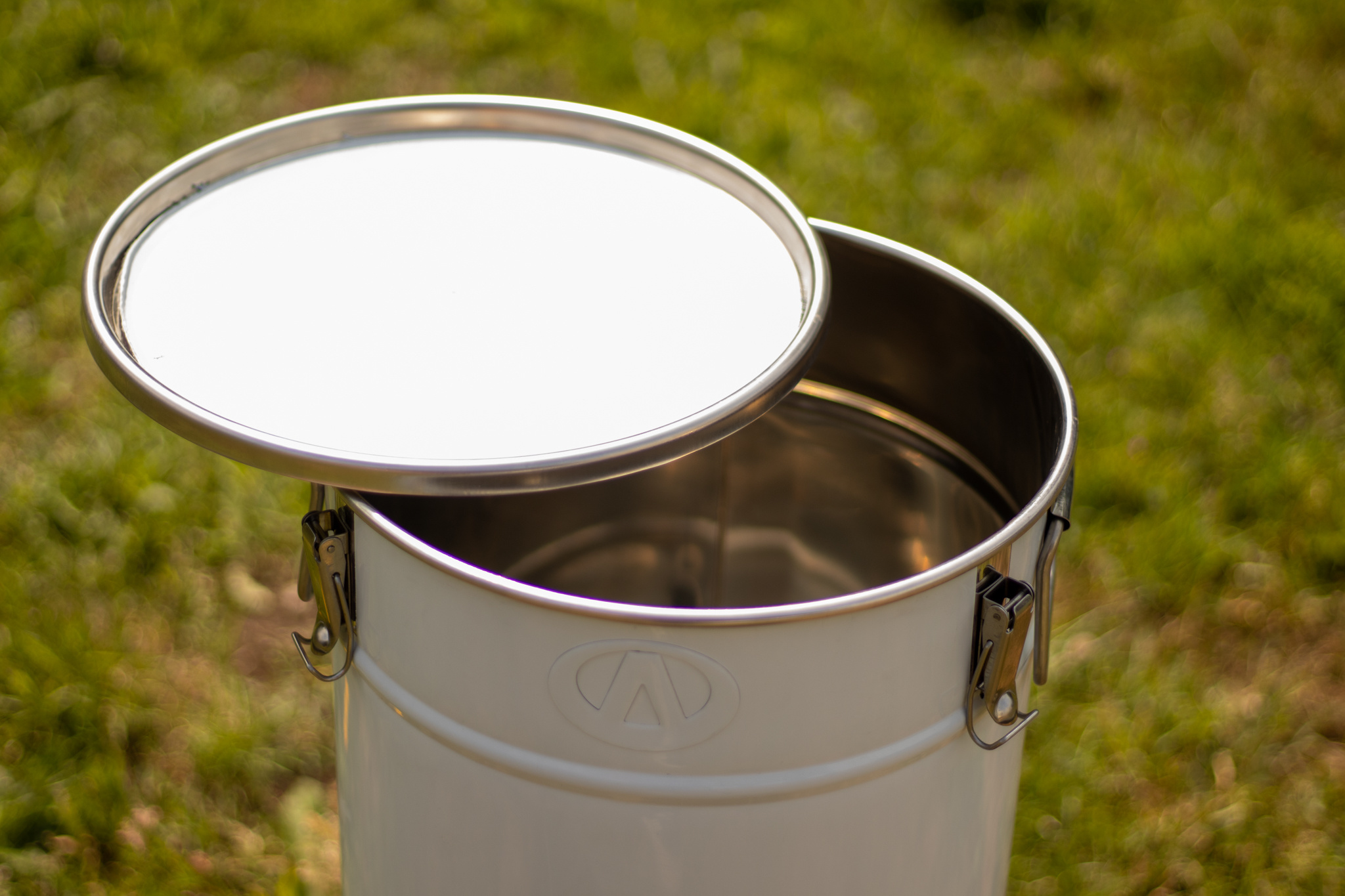 Apini rijper - 50 kg met inox snijkraan en hermetische dichting-3
