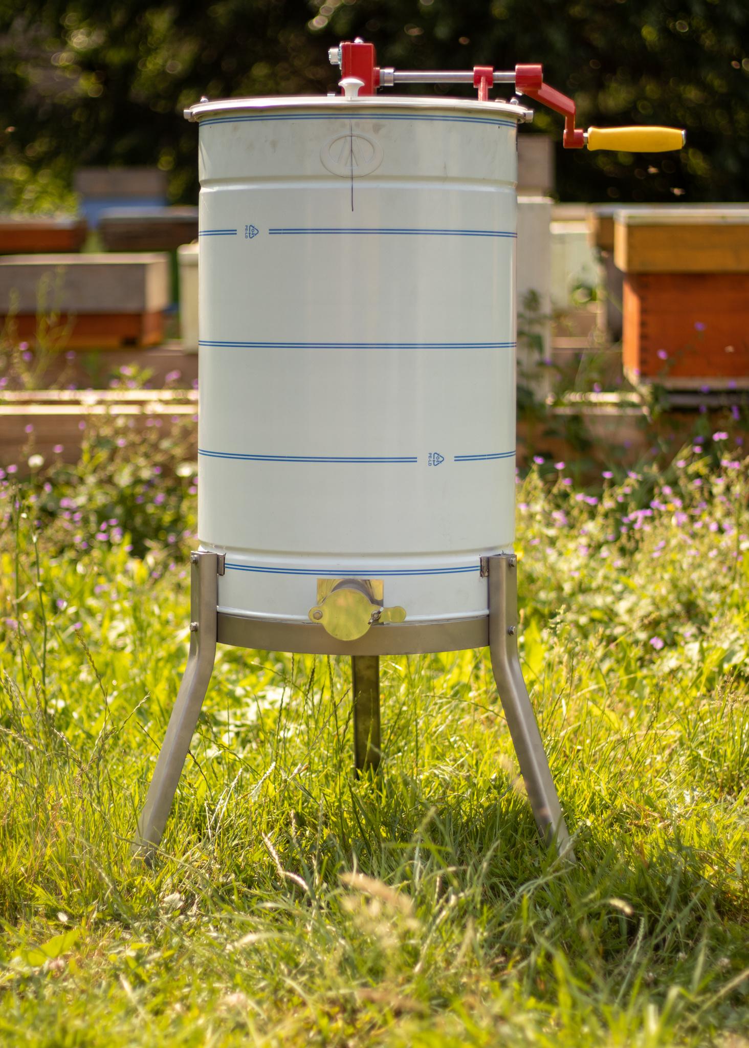 Apini - Manuele 3 raams honingslinger ø400mm-1