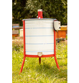 Apini - Electrical honey extractor 12 frames ø600mm (stainless steel honey gate)