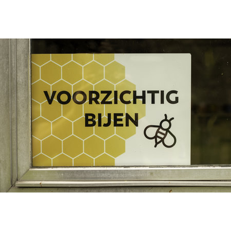 Board careful bees